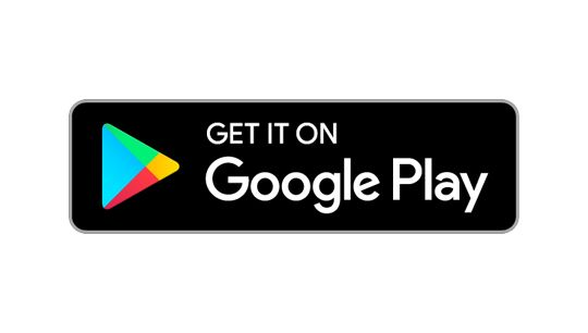 Text Get in on Google Play